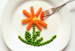 peas and carrots, natural weight loss