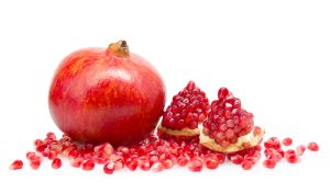 pomegranate plate, natural weight loss