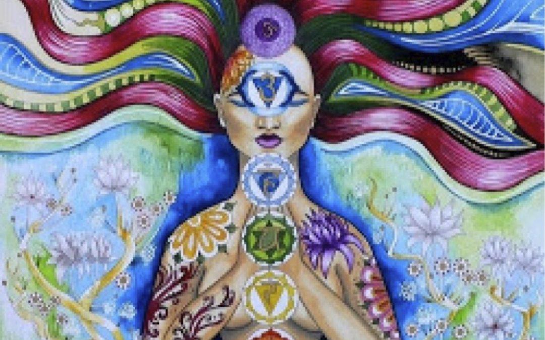 Balanced Chakras = Balanced Life