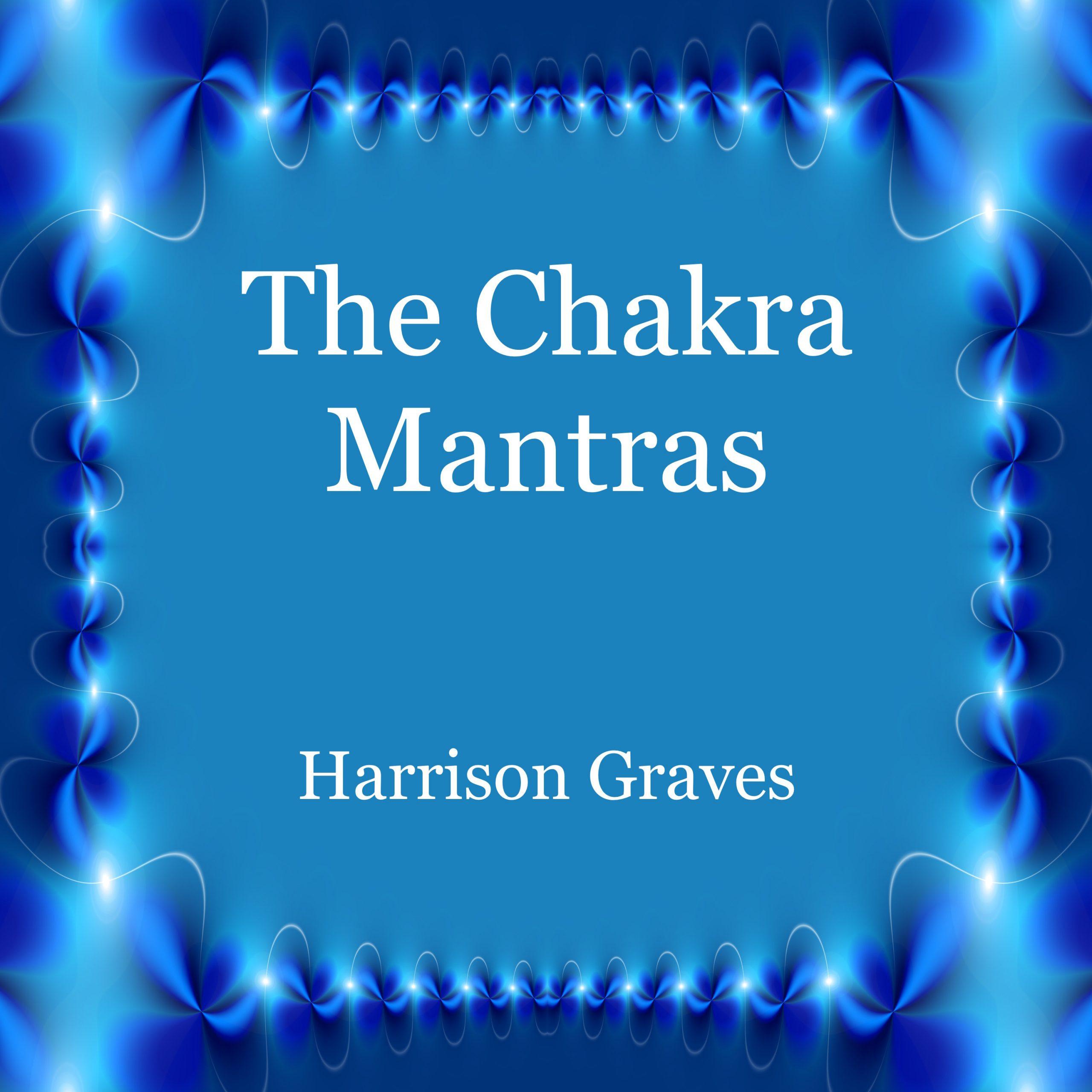 Album cover/chakra mantras